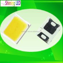 High Bright Light-Emitting Diode 60mA 0.2W 2835 SMD LED R/G/B/Y/W option