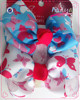 Butterfly hair bow hair clips(approved by BV)