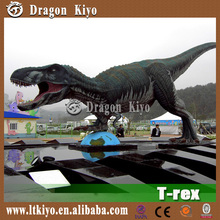 2015 High Quality animatronic Dinosaur for Life Size Animal Model Buyers