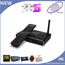 Amlogic S812 Quad Core Android 4.4.2 Smart TV Box with 4k HD 1080P 3D android media player and Dund WiFi A9 Smart TV Box