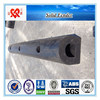 XC- CCS Certification High-performance marine anticollision D solid rubber fender