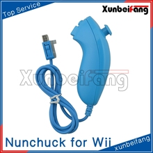 High Quality Nunchuck/Nunchuk For Wii (Light Blue)