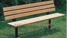 outdoor wooden garden bench chair LY-185L