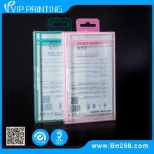 Custom PVC Hard Plastic Mobile Case Iphone Blister Packaging