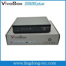 china supplier azbox bravissimo vivobox s926 plus digital smart tv box for brazil