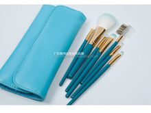 Brand Name Make up Set makeup bag /custom makeup brush organic travle brush set