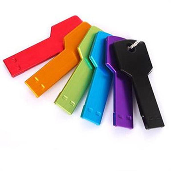 cheap 3.0 novelty shape label key bulk 1gb usb flash drives