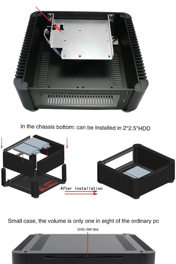 mini itx case