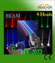 2015 Newest Style Disco Lights Led Bar Beam ,Four Heads Light Bar