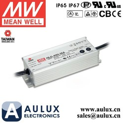 Mean Well HLG-40H-30A LED Power Supply 40W 30V 1.34A IP65 Rate Waterproof Electronic LED Driver