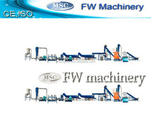 film recycling line 2015 top plastic film recycling system with price