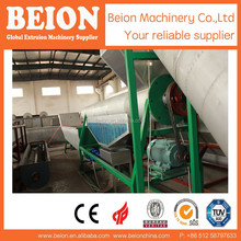 HIGH SPEED PET CRUSHING WASHING DRYING SYSTEM PRODUCTION LINE