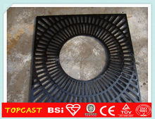 range with optional locking.EN124 manhole covers trench grating, gully cover