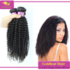 order from china directly unprocessed afro kinky curly virgin hair ombre weave extension