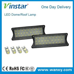 2015 new hot for BMW LED Dome/Roof lamp E60,E65 Vinstar LED Dome/Roof lamp