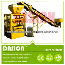 venden bien concrete brick machine manufacturer ds4-15 completamente automático último precio máquina bloques huecos