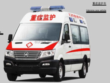 high roof china ambulance car for sale with low price