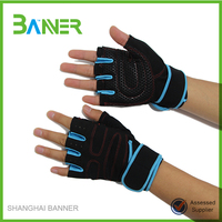 High quality Protective sports training weight lifting gloves
