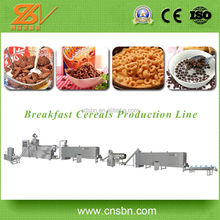 Fully Automatic breakfast produciton machine/Kelloggs Frosted Flakes Production Line