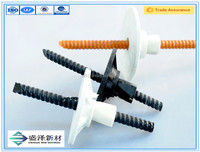 SupAnhor S18 mine roof support chemical Self-Drilling FRP rock anchor bolt