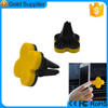 2015 top selling products colorful plastic magnetic air vent phone holder for car promotional gifts