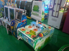 New design funny frog primce game machine type batting animal game