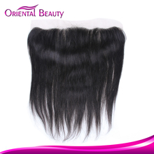 Luxury golden quality can be bleached virgin Brazilian hair closure quick opening closure
