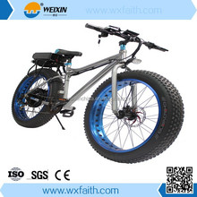 Latest Off Road 48V 1500W Super Electric Mountain Bicycle
