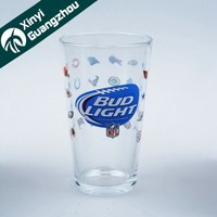16oz pint glass from Guangzhou Factory / beer glass / water glass