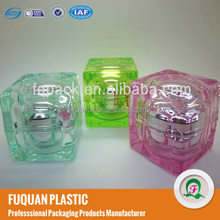 Acrylic makeup containers for cosmetic wholesale