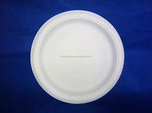 10'' Biopastic biodegradable plate disposable plate starch plate