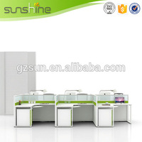 China gold manufacturer hotsell oem office low partition