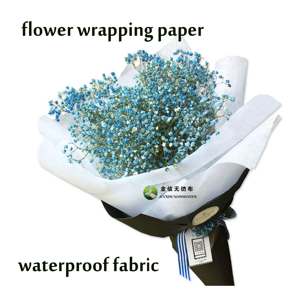 Non Woven Flower Wrapping Paperbiodegradable Tnt Pp Nonwoven Fabric