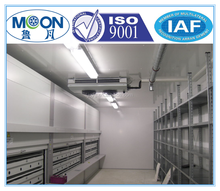 Factory supply pu cold storage for fruit and vegetable