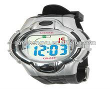 Sport digital wrist watch for boys,Color screen watch
