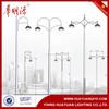 led lights pole street lighting pole lamp post