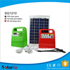 Emergency 20W Mini grid connect solar system with solar panels factory direct