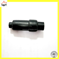 BLACK NYLON GROMET(NO JOINT) for MOTORCYCLE CONTROL CABLES