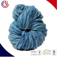 China High quality 1/22 NM 90 linen 10 True Silk yarn price, spung yarn