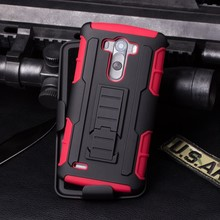 2015 Best Selling For LG Optimus g3 Belt Clip Holster Rugged Hybrid Hard Cover Case,Mobile Phone Case For LG G3 Alibaba China