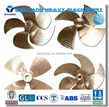 Five Blades Marine bronze propeller / Five Blades Fixed pitch propeller