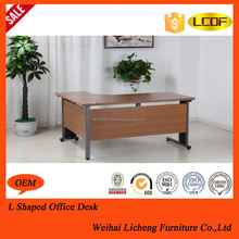 L shaped executive office table specifications/large desk