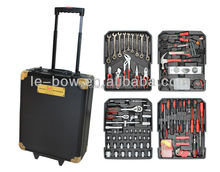 188pcs hand tool kit with ratchet spanner hand tool kit