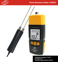 BENETECH Digital LCD Wood Moisture Meter Tester multiple choices professtional special widely used Ideal Tool GM620