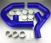 silicone hose kit intercooler hose kit cooling system suitable for VW Golf MK5 GTI