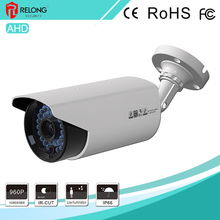 Multifunctional waterproof&vandalproof long transmission security cctv camera with CE certificate