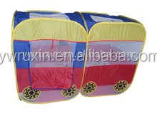 Crazy hot sales large kids play tents/Foldable tents in home gardens for Children's Day