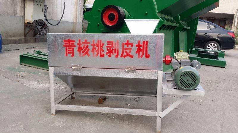 Как сделать машинку для чистки орех 166