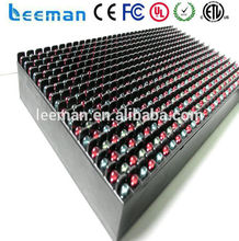 large-scaled entertainment led display screen P10mm RGB 160mm*160mm P12 SMD RGB led module