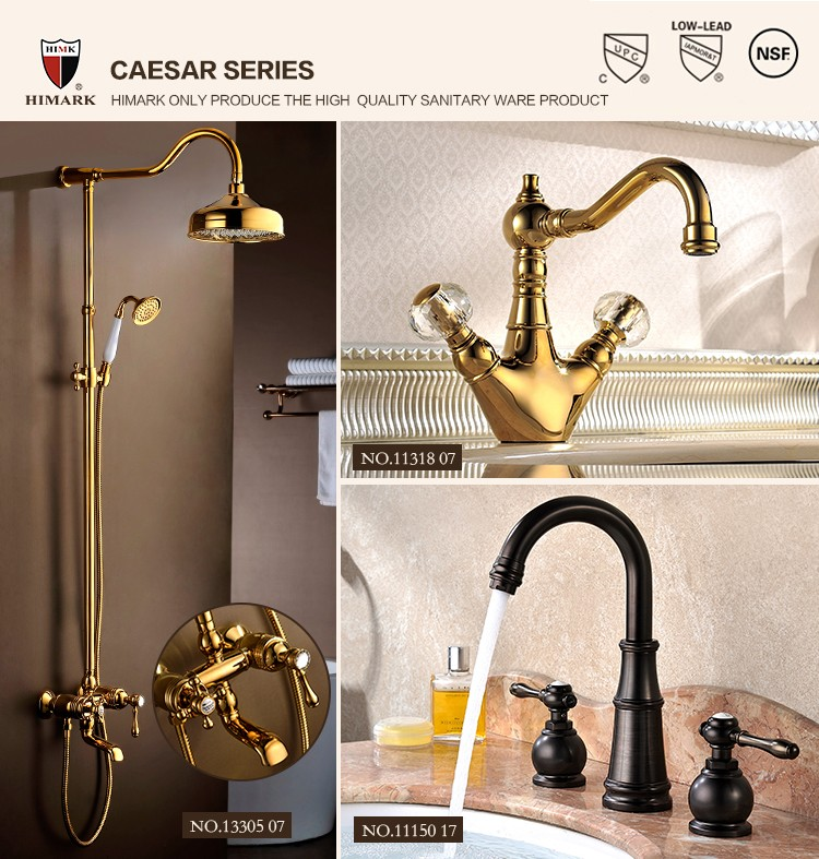 Old bathroom faucets